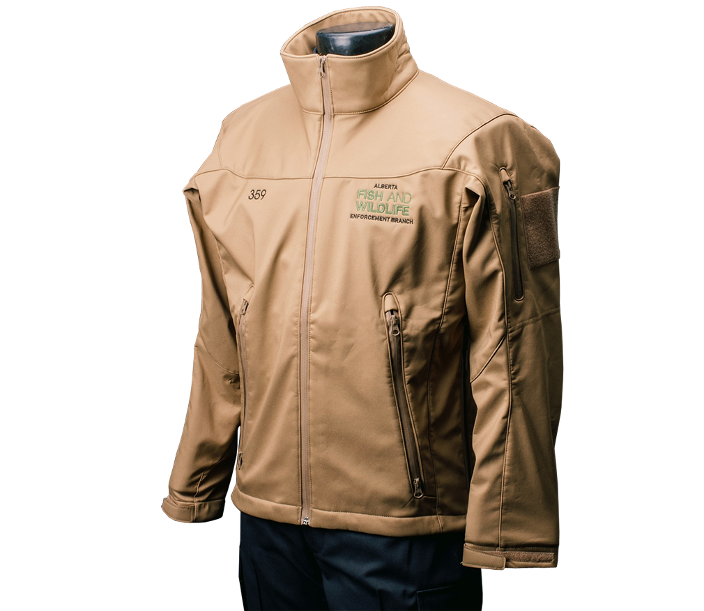 Alberta Fish & Wildlife Off Duty Jacket-