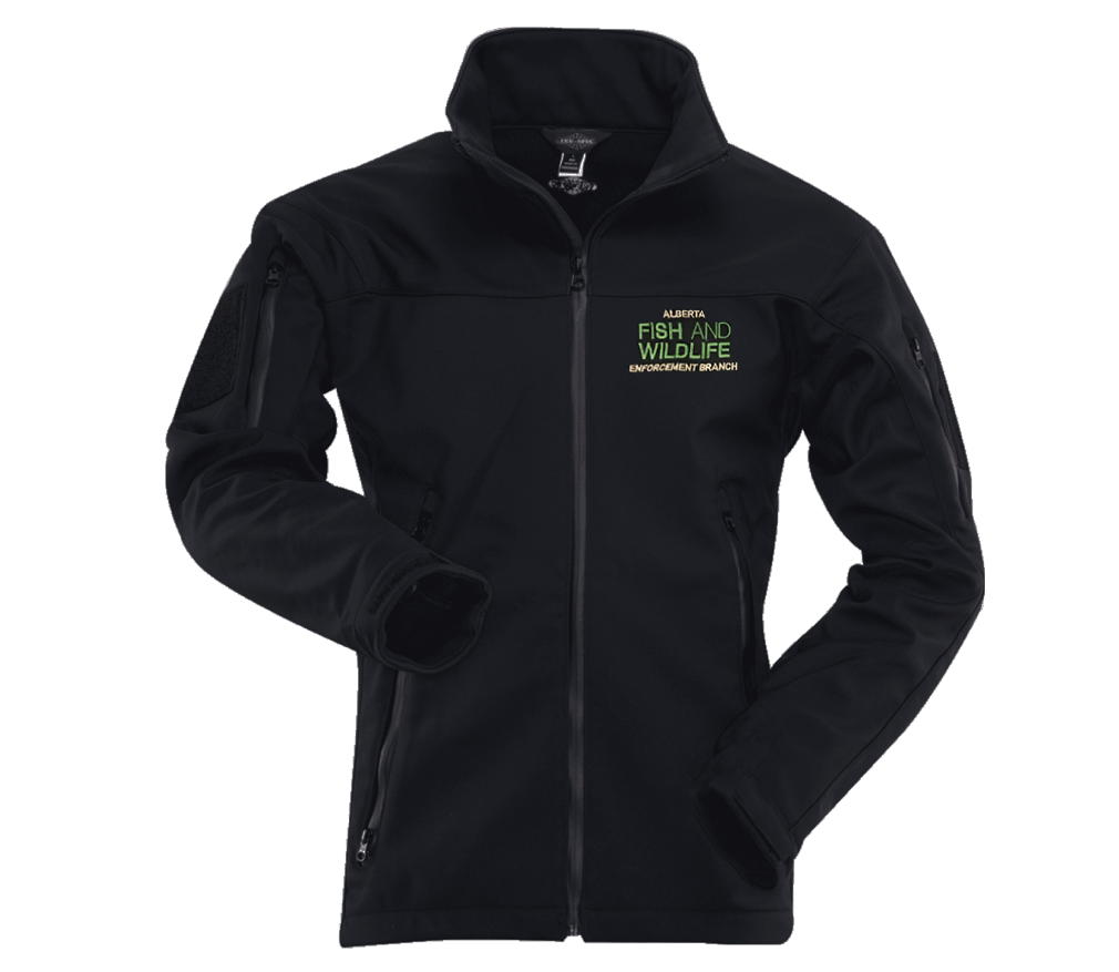 Alberta Fish & Wildlife Off Duty Jacket-Derks Uniforms