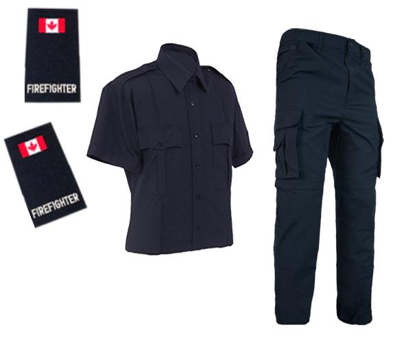 FiveStar By Derks Station Wear Special-Derks Uniforms