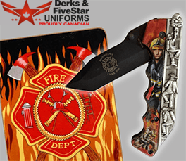 Derks Uniforms Giftware & Collectibles