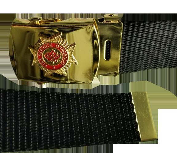 Fire Service Nylon Belt-
