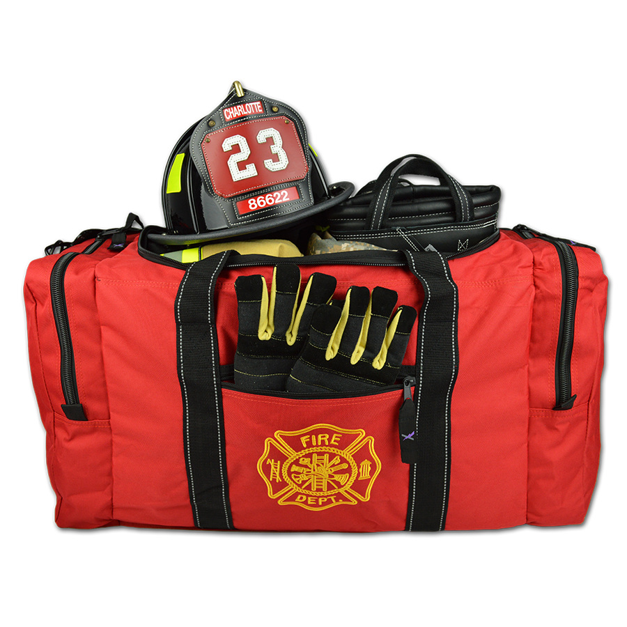 Step-in Turnout Gear Bag-Derks Uniforms