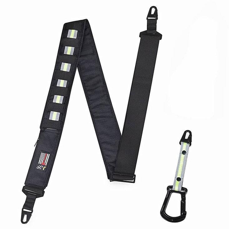 Modular Radio Strap & Carabiner Keeper Set-Derks Uniforms