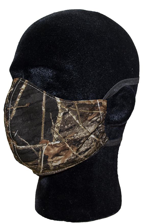 Mossy Oak Camo Face Mask-Derks Uniforms