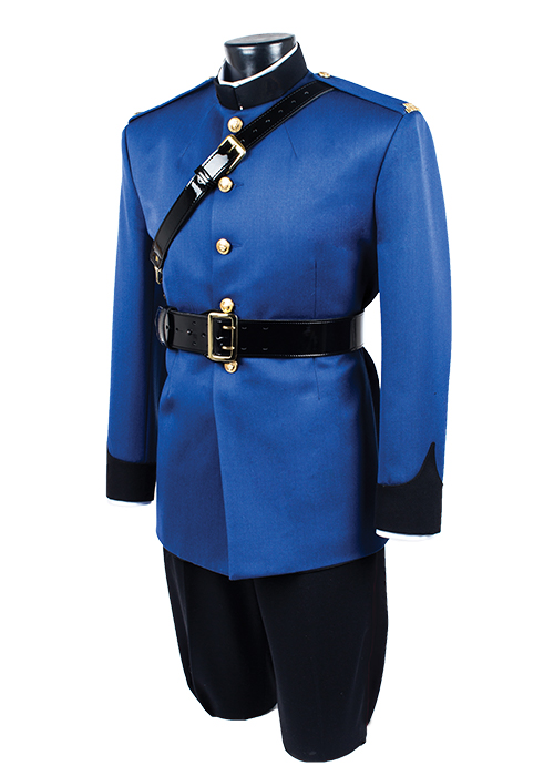 High Collar Honour Guard Tunic-Derks Uniforms