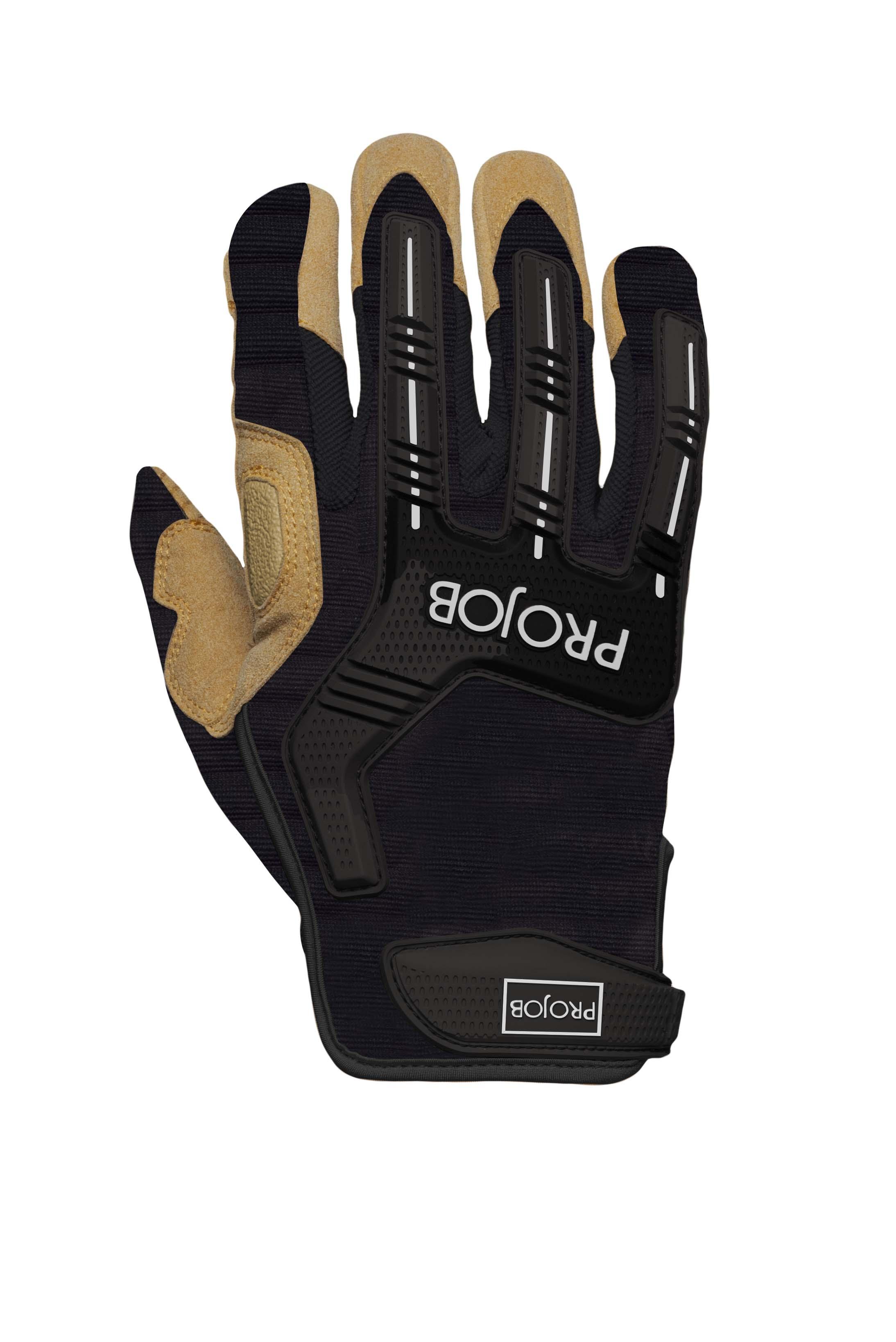 Impact Mechanic Gloves-