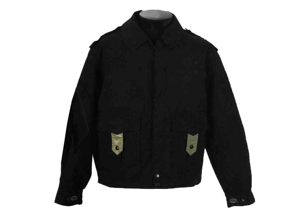 Safety Rain Bomber Jacket-Derks Uniforms