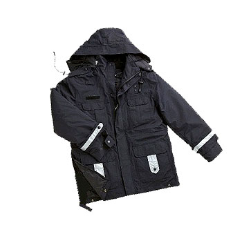 Safety Rain Parka-