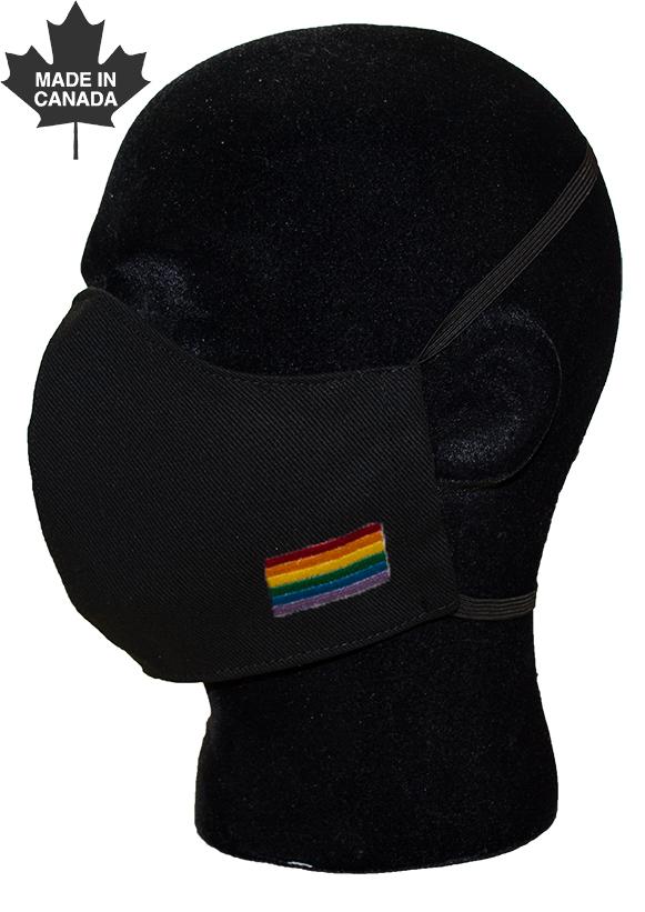 Pride Face Mask-Derks Uniforms