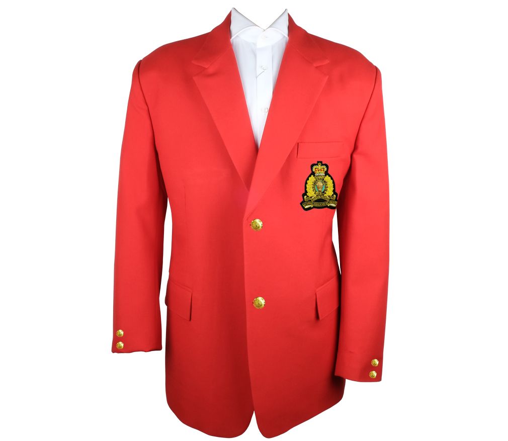 R.C.M.P. Veterans Retirement Blazer-Derks Uniforms