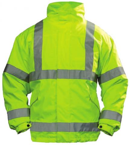 Waterproof Safety Parka-