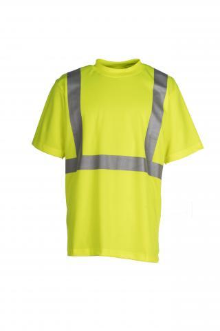 High-Vis Crew Neck Shirt-Spiewak