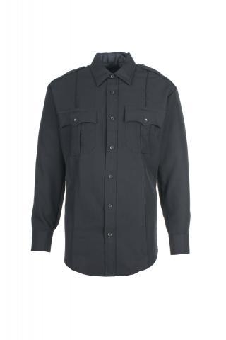 Women's Long-Sleeve Duty Shirt - Poly Cotton -