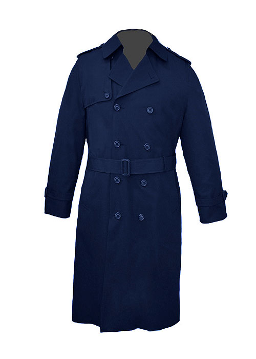 Trench Coat-Derks Uniforms