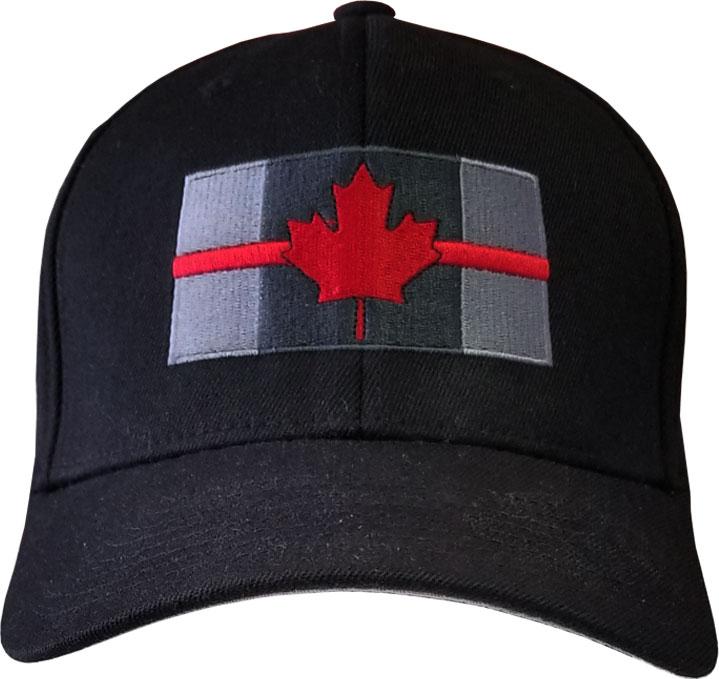 Thin Red Line Cap-Derks Uniforms