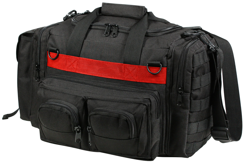 Thin Red Line Duffle Bag-Derks Uniforms