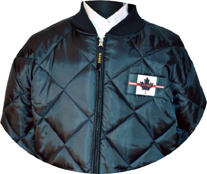 Thin Red Line Bravest Jacket-