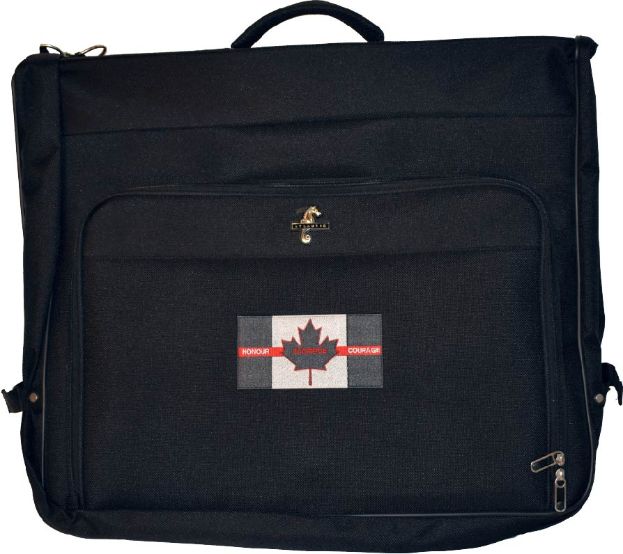 Thin Red Line Garment Bag-Derks Uniforms
