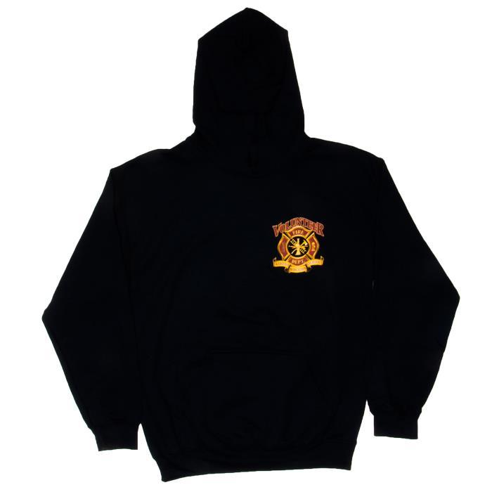 Volunteer Fire Fighter Sweater (Navy)-