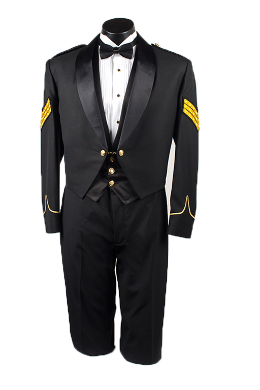 Black Enforcement Mess Kit-Derks Uniforms