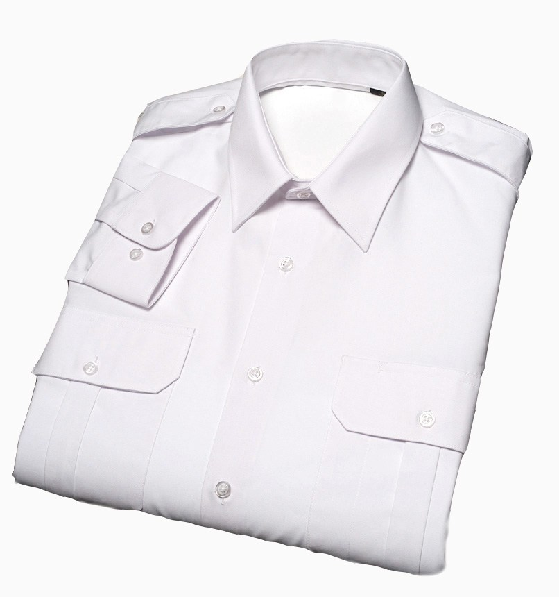 Female Military-Style Short Sleeve Shirt-Derks Uniforms