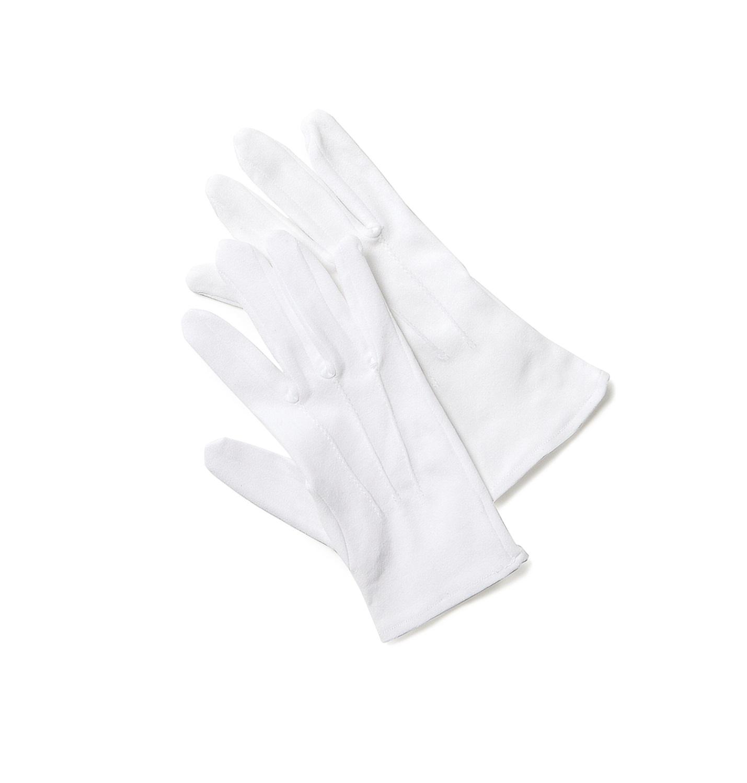 White Dress Glove-Derks Uniforms
