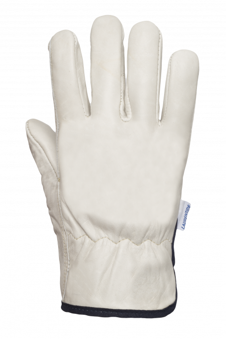 Cowhide Driver Style Lined Gloves-ProJob