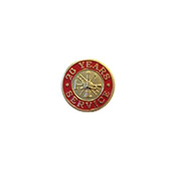 20 Year Service Pin -