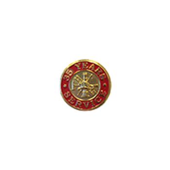 35 Year Service Pin-