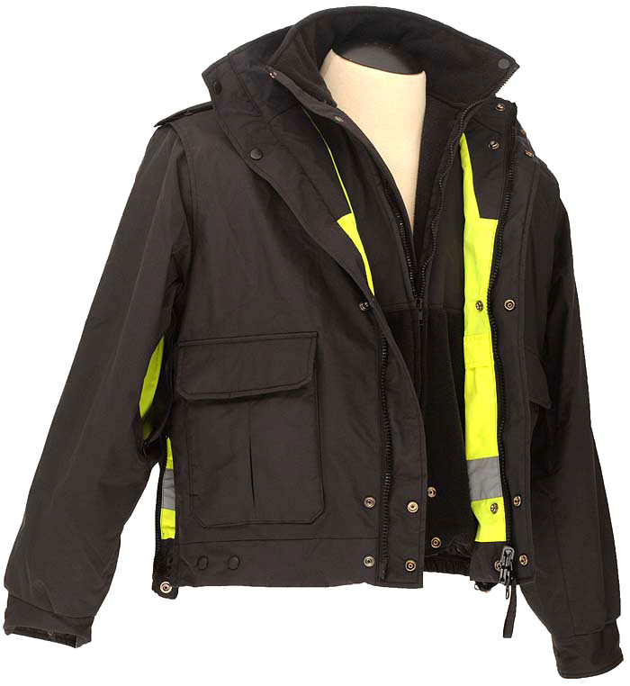 Duty Patrol Jacket-