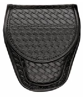 Model 7900 Covered Handcuff Case-Bianchi