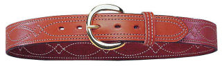 Reversible Sport Stitched-Belt-Bianchi