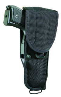 Universal Military Holster w/Trigger Guard Shield, I-Bianchi