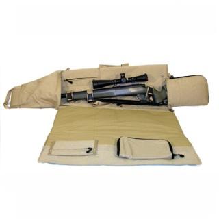 Long Gun Pack Mat with HawkTex