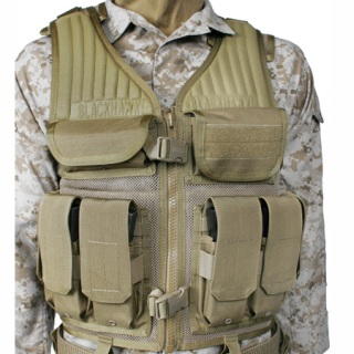 Omega Elite Tactical Vest #1-Blackhawk