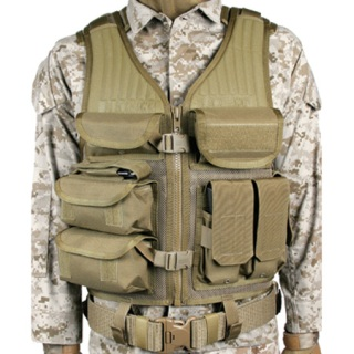 Omega Elite Tactical Vest Eod-