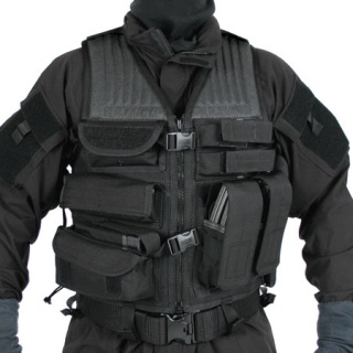 Omega Elite Phalanx Homeland Security Vest-