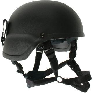 BH Ballistic Helmet Black - X-Large-Blackhawk