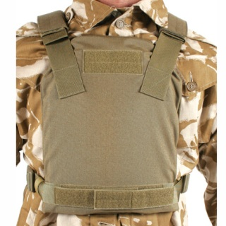 Low Vis Plate Carrier-