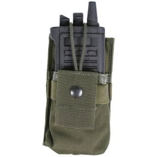 Strike Small Radio/Gps Pouch-Blackhawk