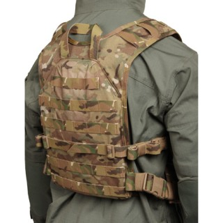 37cl85 Lightweight Commando Recon Back Panel-Blackhawk