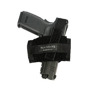 Ambidextrous Flat Belt Holster-Blackhawk