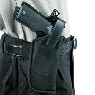 Nylon Hip Holster With Thumb Break-Blackhawk