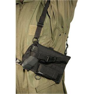 Universal Spec Ops Pistol Harness/Hlstr-Blackhawk