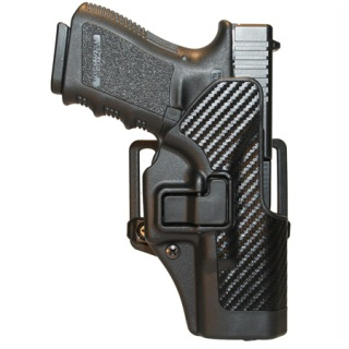 Serpa Cqc Holster With Carbon Fiber Finish-
