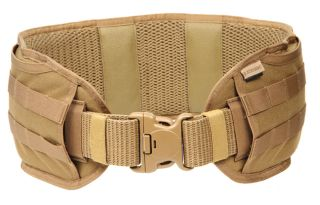 41PB0 Enhanced Padded Patrol Belt-Blackhawk