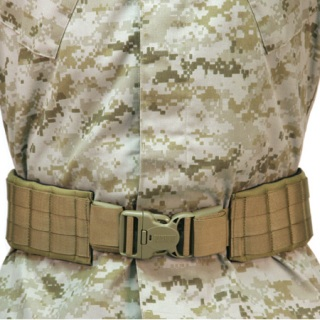 Padded Patrol Belt & Pad-