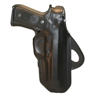 Leather Angle-Adjustable Paddle Holster-Blackhawk