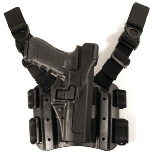 430603 SERPA Tactical Lev 3 Holster