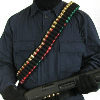 Shotgun Bandoleer (Holds 55)-Blackhawk